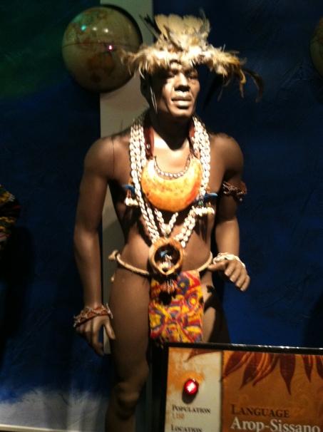 Disc Center PNG man