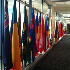 Wycliffe HQ Hall of Nations