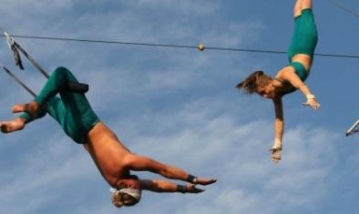 trapeze artistry